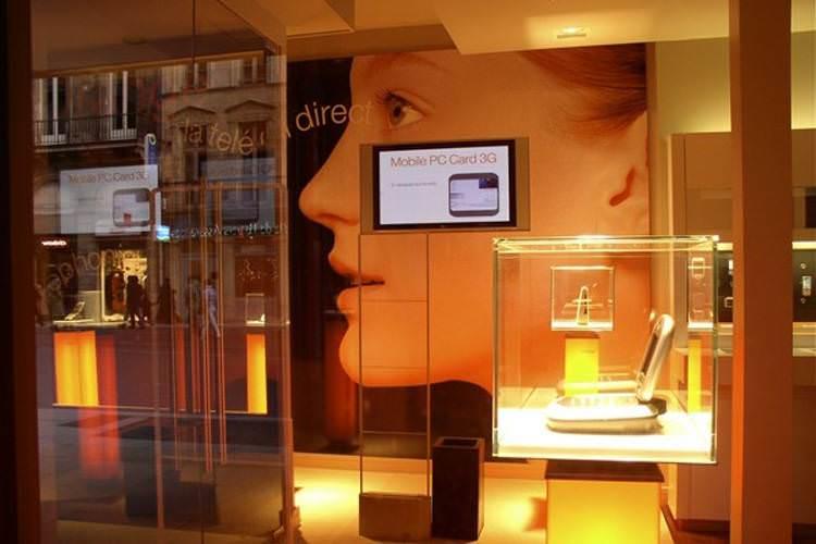 Idzif pro d coration int rieure de boutique orange for Boutique deco interieure