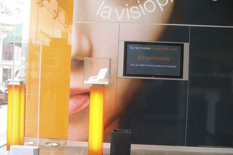 Idzif pro d coration int rieure de boutique orange - Magasin decoration interieure ...