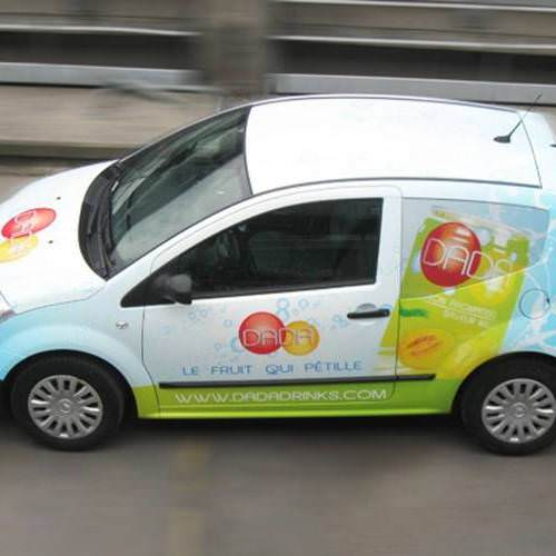 Total covering sur citroën C1