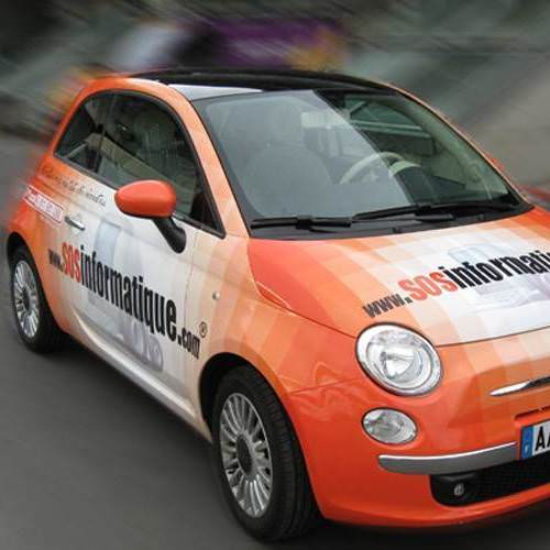 Covering Fiat 500